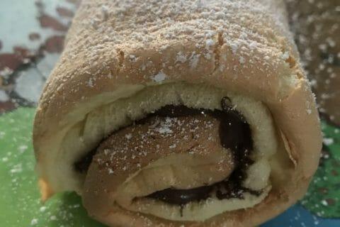 Biscuit roulé Japonais Thermomix par Ludivine