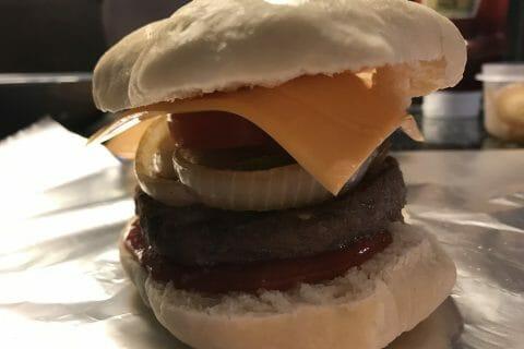 Pains hamburger au Thermomix