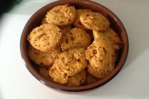 Cookies au chorizo Thermomix par Martine.Cg