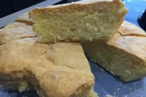 Gâteau de savoie Thermomix par Alveria