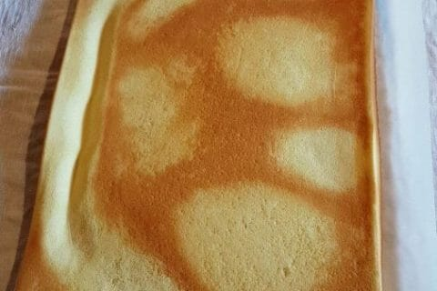 Bûche Tiramisu Thermomix par Anny1368