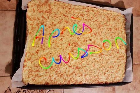 Roulé de pommes de terre, jambon et reblochon Thermomix par Anny1368
