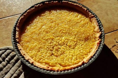 Tarte pommes râpées citron Thermomix par Anny1368
