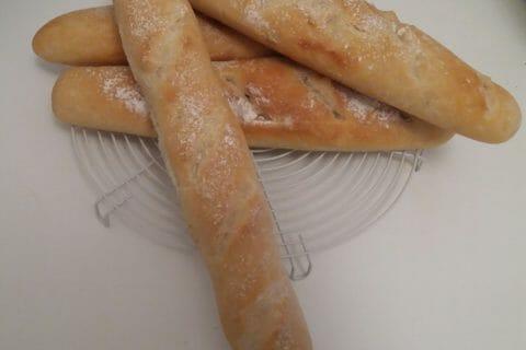 Baguettes Thermomix par Mar Ine
