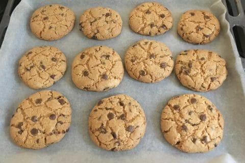 Cookies américains Thermomix par ptitchou