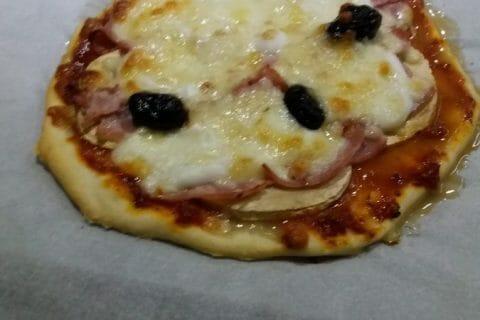 Pâte à pizza Thermomix par Choco Addict
