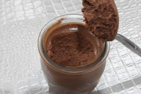 Mousse au chocolat magique Thermomix par vivi13360