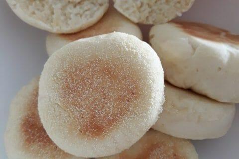 Muffins anglais Thermomix par vivi13360