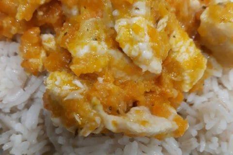 Bouchées de poulet aux carottes Thermomix par vivi13360