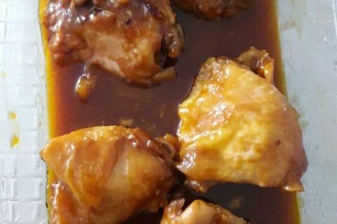 Ailes de poulet au miel Thermomix par vivi13360
