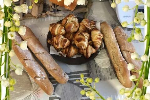 Croissants Thermomix par Lalynn83