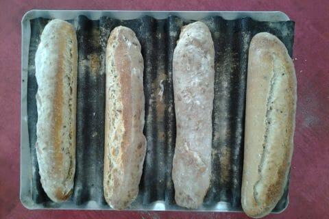 Baguettes Thermomix par Mamylou