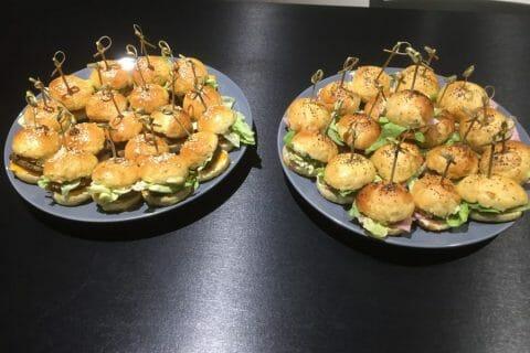 Mini burgers Thermomix par Aurel85