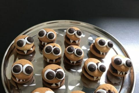 Cookies monstres Thermomix par Aurel85