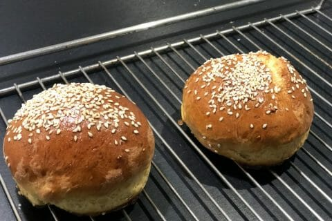 Buns burger Thermomix par Aurel85