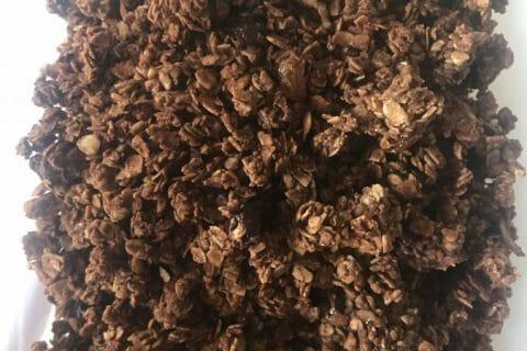 Granola au chocolat Thermomix par NathMiniBoulet