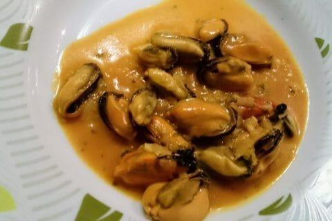 Curry de crevettes au lait de coco Thermomix par isajlc