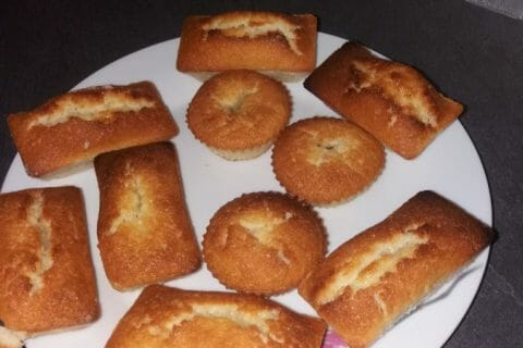 Financiers Thermomix par Lili et doudou 42