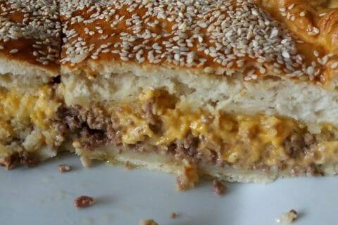 Cheeseburger XXL au Thermomix