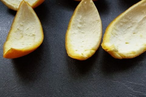 Orangettes au Thermomix
