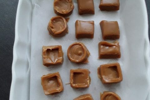 Caramel mou au beurre salé au Thermomix