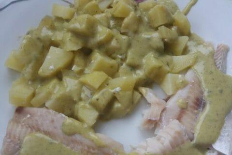 Filet de cabillaud et sa sauce persillée Thermomix par Lili et doudou 42
