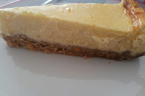 Cheesecake New-Yorkais Thermomix par val33