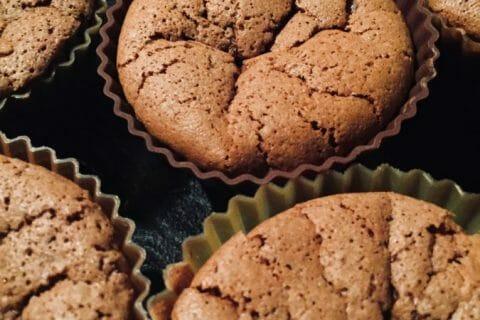 Fondant à la crème de marron et au chocolat Thermomix par Corcodeziles