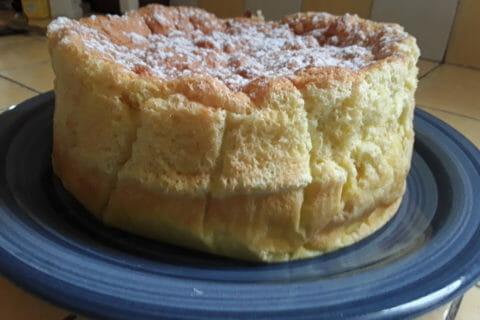 Gâteau magique à la vanille Thermomix par Dany33