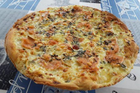 Pâte à pizza Thermomix par Dany33