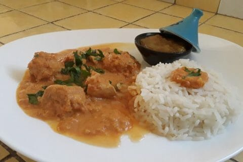 Butter Chicken Thermomix par Dany33