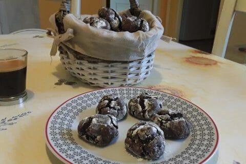 Craquelés au chocolat Thermomix par Dany33