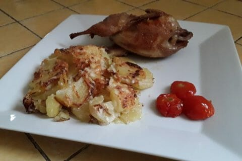 Gratin Dauphinois Thermomix par Dany33