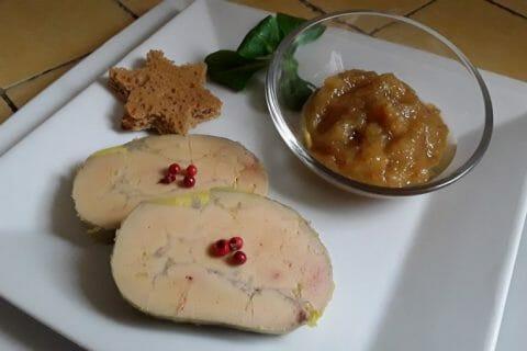 Foie gras Thermomix par Dany33