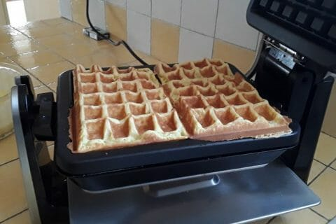 Gaufres Thermomix par Dany33