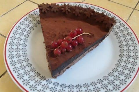 Tarte tout chocolat Thermomix par Dany33