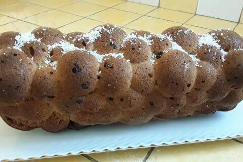 Cake banane et pépites de chocolat Thermomix par Dany33