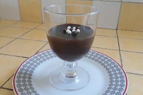 Crème dessert choco-coco Thermomix par Dany33