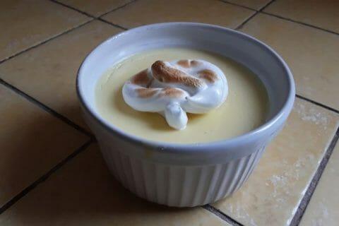 Crème dessert au citron Thermomix par Dany33