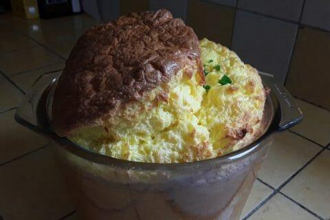 Soufflé au fromage Thermomix par Dany33