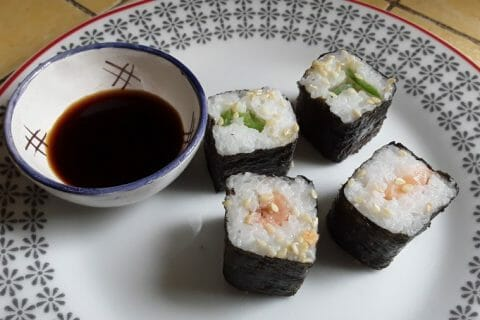 Sushis Thermomix par Dany33