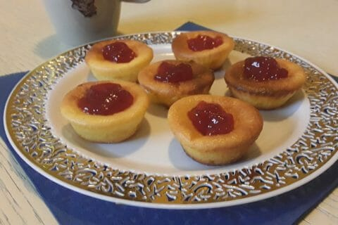 Mini cheesecakes express Thermomix par Dany33