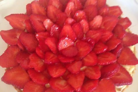 Tarte aux fraises Thermomix par Romaprile