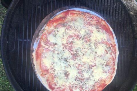 Pâte à pizza Thermomix par Garmor