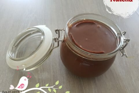 Nutella Thermomix par Andras
