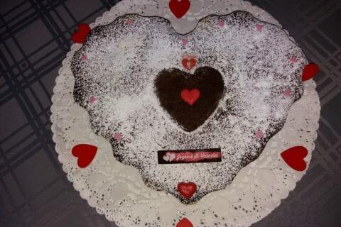 Gâteau macaroné au chocolat Thermomix par Fryda