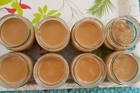 Crème végétale à la pralinoise Thermomix par Melimelo21