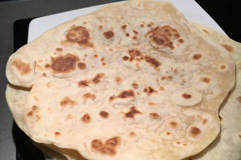 Tortillas de blé Thermomix par Carapupuce