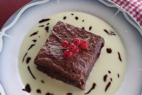 Fondant au chocolat Thermomix par lili8958