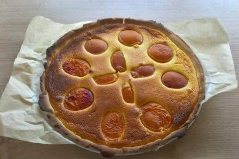 Tarte amandine aux abricots Thermomix par valdau